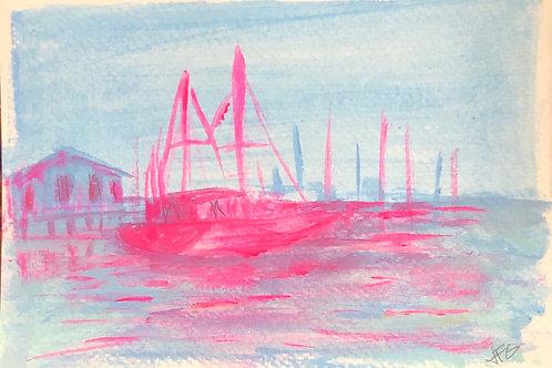 Pink Vessel