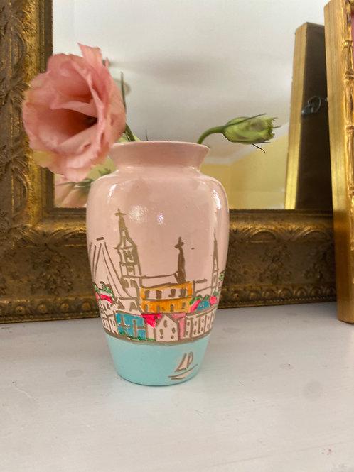 Charleston Love Vase