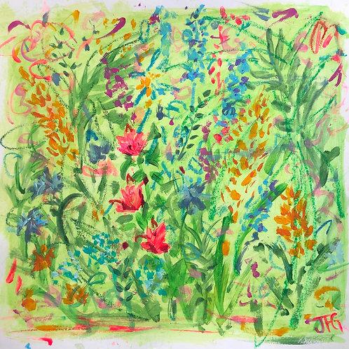 Fleurs de l'été