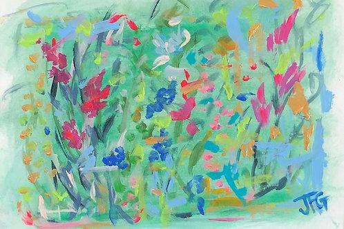 Fleurs no.18