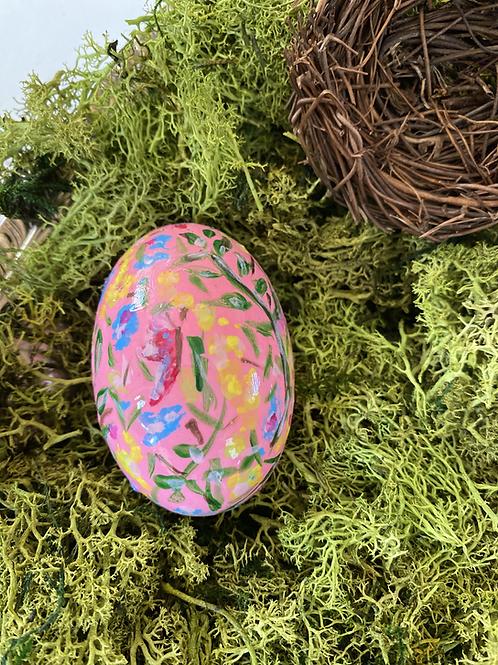 Hot Pink Wild Garden Egg