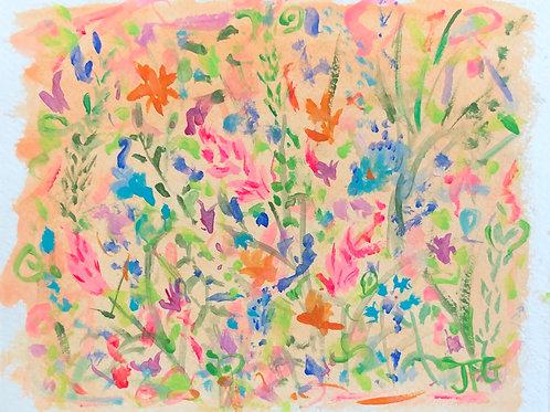 Fleurs no.5