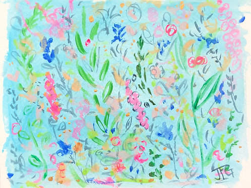 Fleurs no.7