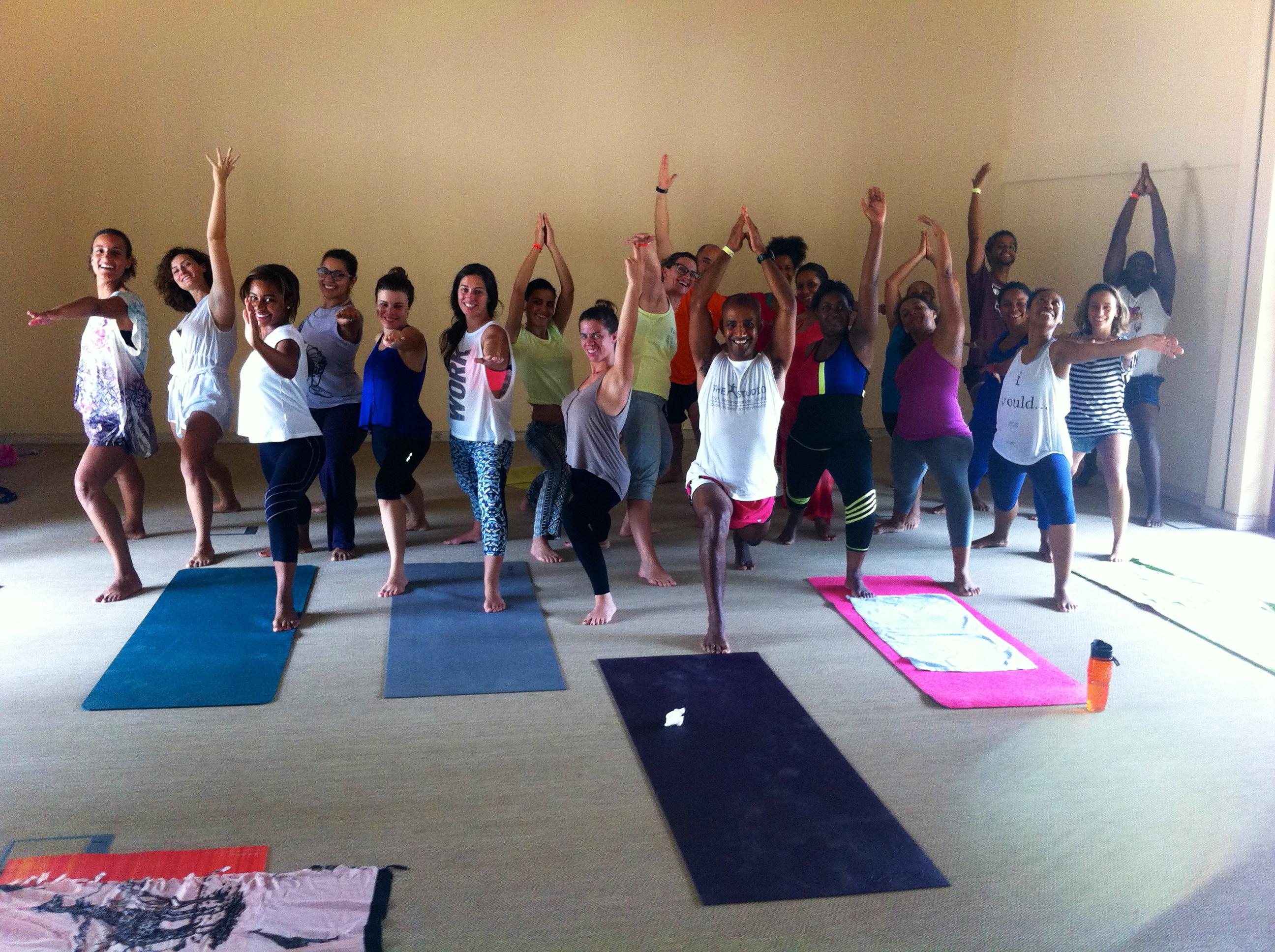 Retiro Yoga Roça das Mangueiras 2014