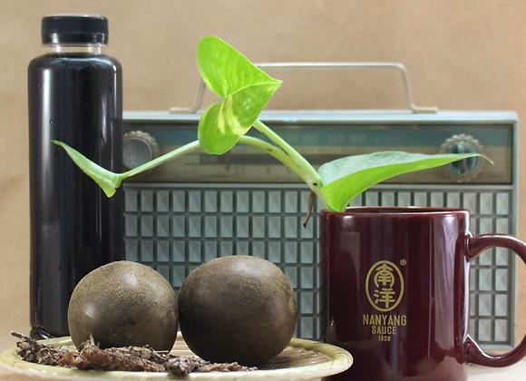 Homemade Luo Han Guo Herbal Drink