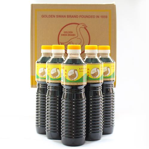 6 Bottles Super Grade Light Soy Sauce