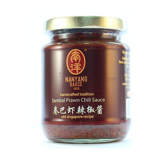 Sambal Prawn Chili Sauce