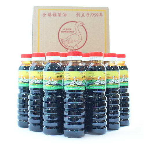 12 Bottles Sweet Sauce