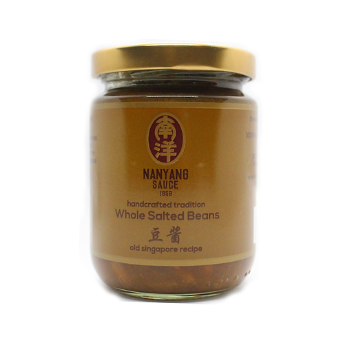 Tau Cheo Whole Salted Beans