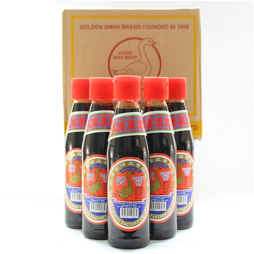 6 bottles of Top Quality Dark Soy Sauce