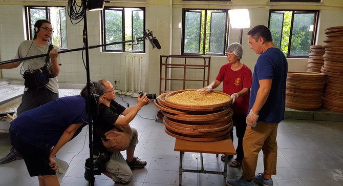"""Nanyang Sauce is featured in Channel News Asia Exclusive """"In Search of Umami"""""""