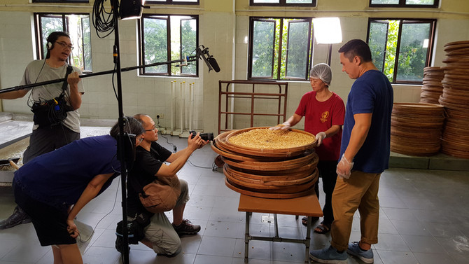 "Nanyang Sauce is featured in Channel News Asia Exclusive ""In Search of Umami"""