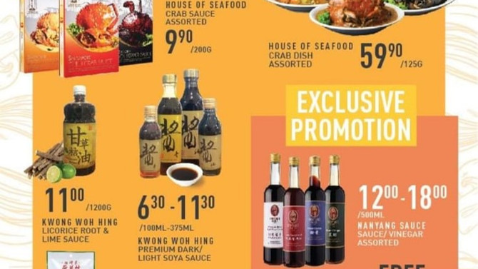 Nanyang Sauce launches in Mahota with exclusive promotions and sampling