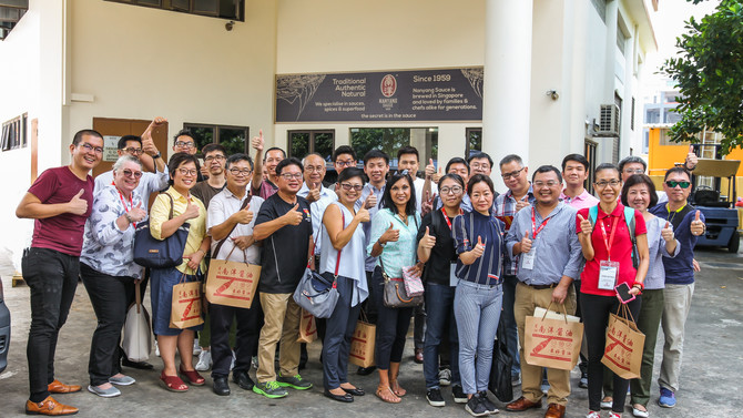 Nanyang Sauce Brewery Private Tour