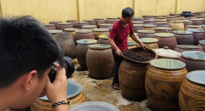 Photo Shoot at Nanyang Sauce Brewery