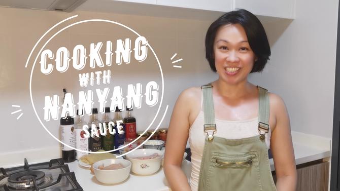 Making Ngoh Hiong - Episode 15 - Cooking with Nanyang Sauce