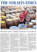 Nanyang Sauce Featured on The Straits Times