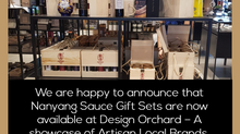 Nanyang Sauce Gift Sets are now available at Design Orchard