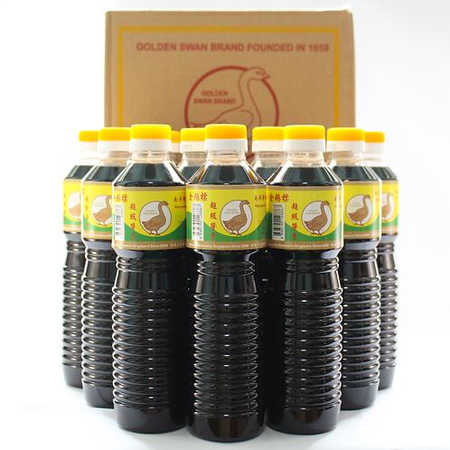 12 Bottles Super Grade Light Sauce