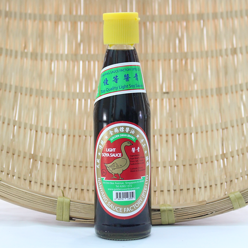 Golden Swan Brand Top Quality Light Soy Sauce