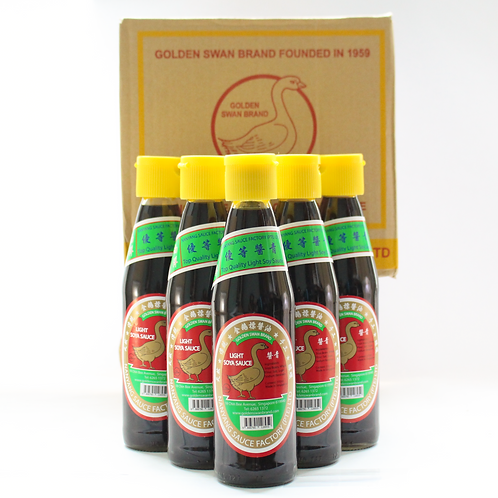 6 bottles of Top Quality Light Soy Sauce