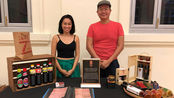 Nanyang Sauce is featured in Little Day Out