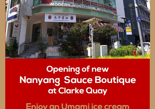 Opening of new location at Clarke Quay