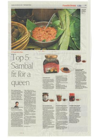 Sunday Times Sambal Article.jpg