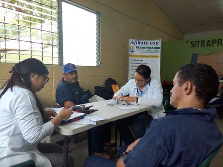 Jornada de Salud PROMDECA