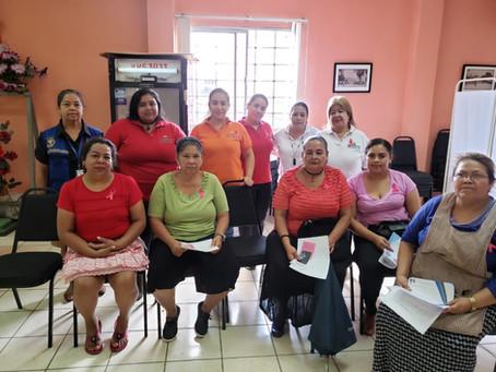 Juntos trabajando en la Prevención del Cáncer de Mama