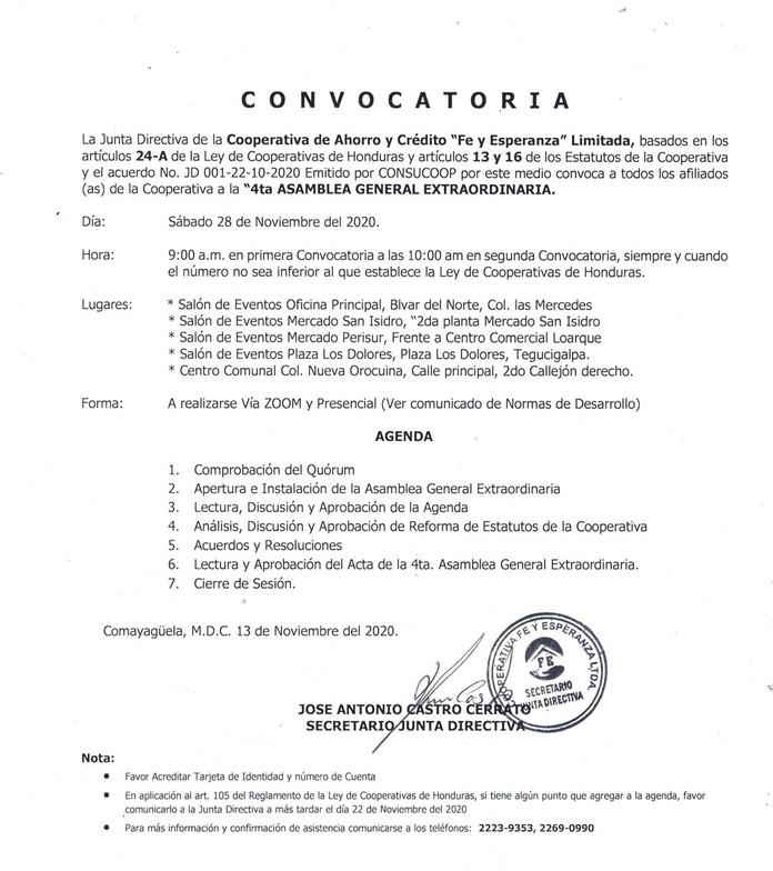 Convocatoria Asamblea Extraordinaria_pag