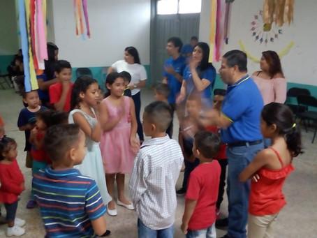 Celebración Día de Niño