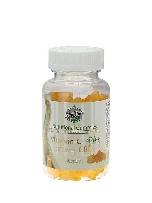 Vitamin gummies - vitamin C sugar free