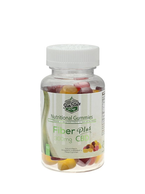 Vitamin gummies - fibre