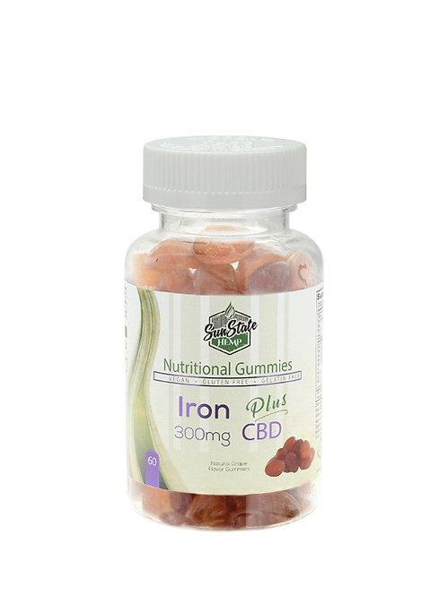 Vitamin gummies - iron