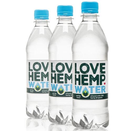 LoveHemp Water