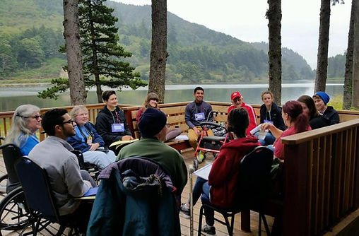 The Aphasia Network - Aphasia Camp Northwest Adventure Weekend , Donate to the non-profit organization the Aphasia Network to support stroke and brain injury survivovrs living with aphasia