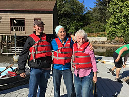 The Aphasia Network: Aphasia Camp Northwest Adventure Weekend, boating