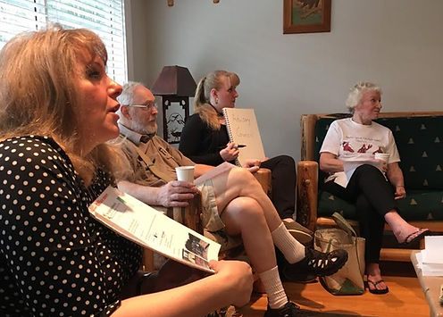 The Aphasia Network: Aphasia community support group, Speak EZ support group portland oregon, Suzanne Gardner