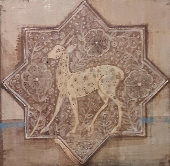 Studies C13 Iranian Tile