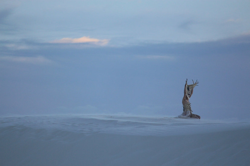 White Sands Rising