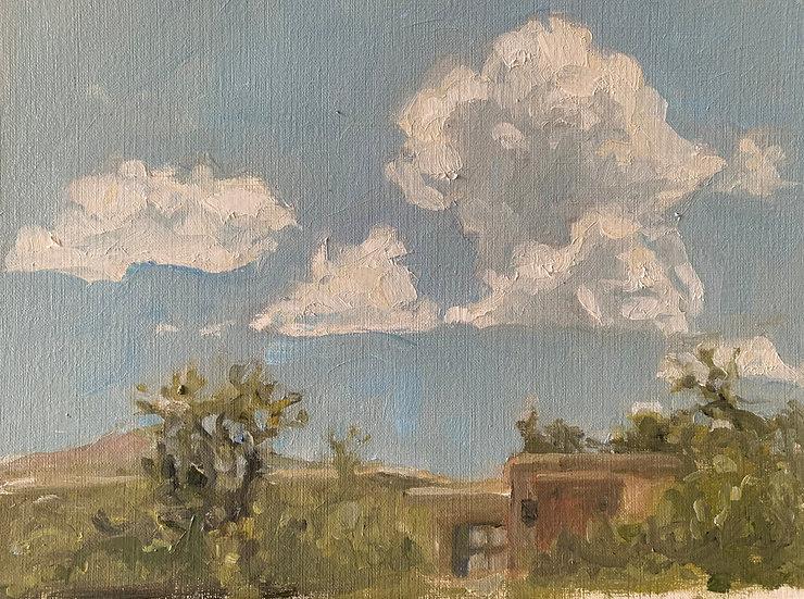 Tucson Clouds