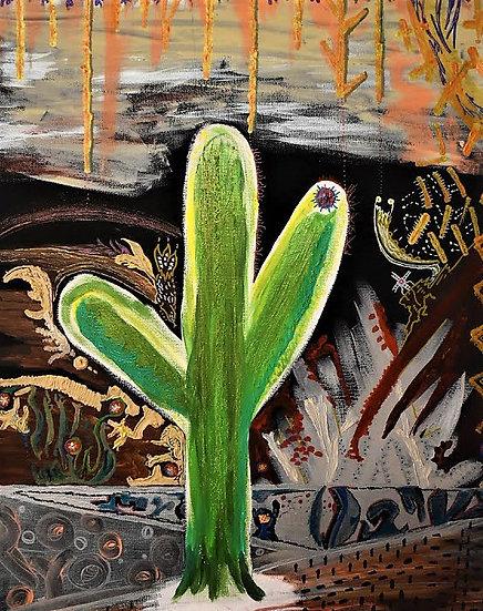 Margarita Cactus