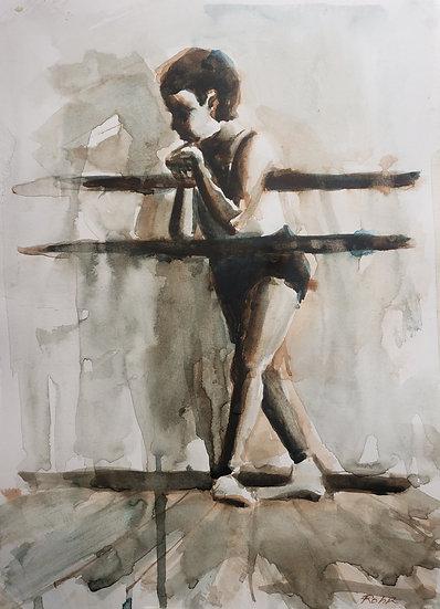 Russian Ballet School c 1970 #4