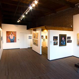 Main gallery, L