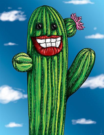 Wacky Cactus