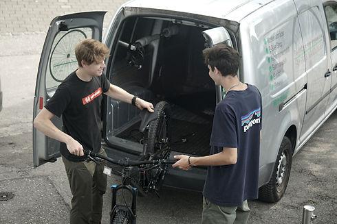lieferservice nandlinger holen bringen fahrrad werkstatt reperatur