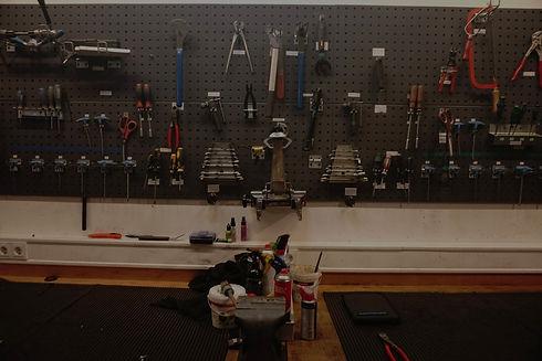 werkstatt reperatur fahrrad fahrradwerkstatt