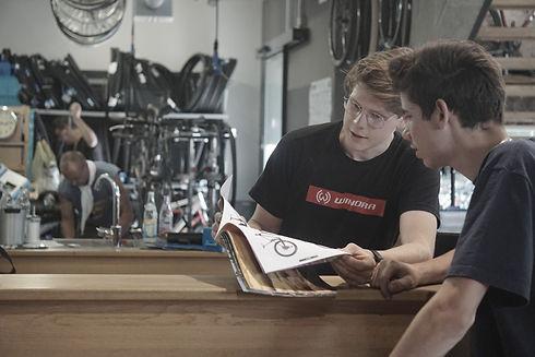 fahrrad beratung leasing ebike pedelec kaufen pg
