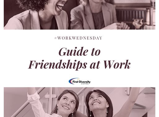 Guide To Frindships at Work